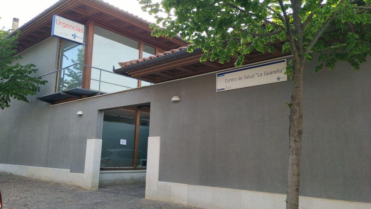 """Centro de Salud """"La Guareña"""" en Fuentesaúco"""