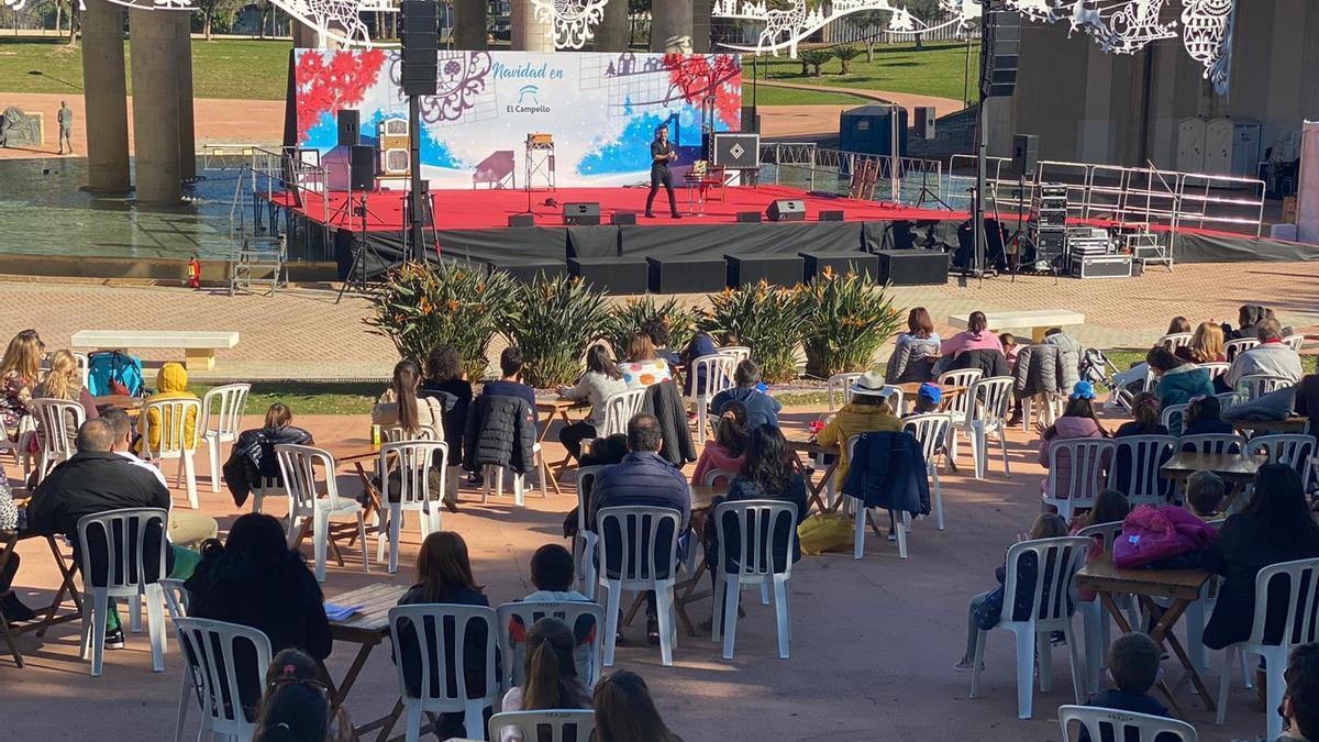 La magia y la ópera marcan el fin de semana navideño de El Campello