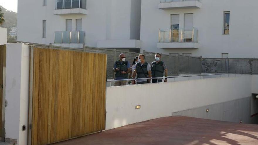 Operación antidroga internacional contra la ketamina en Ibiza