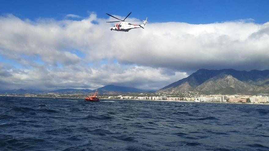 Los bomberos realizan maniobras para ganar eficiencia en salvamentos