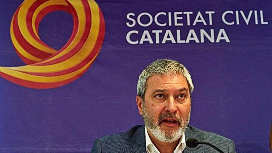 L'exeurodiputat Fisas i l'exlíder de SCC Josep Ramon Bosch deixen el PP