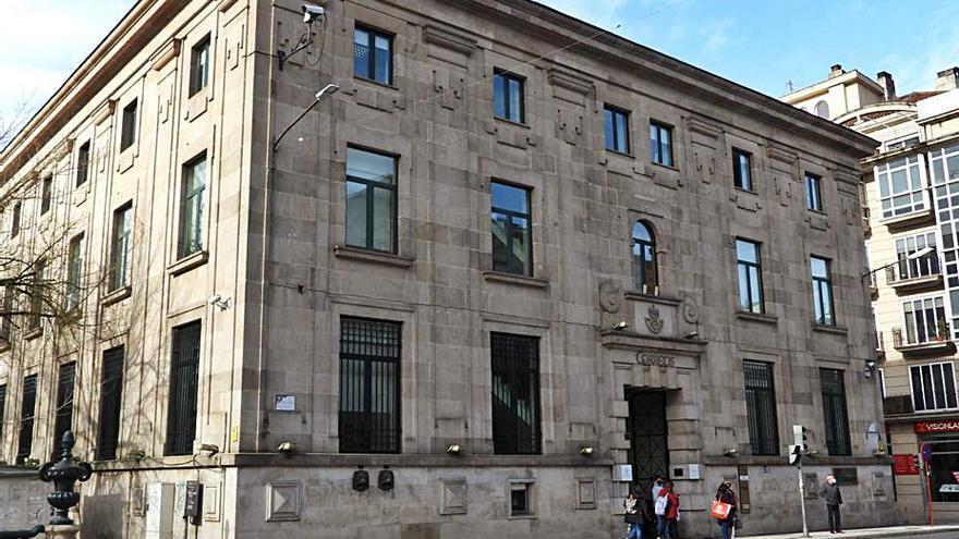 Correos era el moroso: el Concello le impone una sanción de 41.000 euros de IAE sin pagar