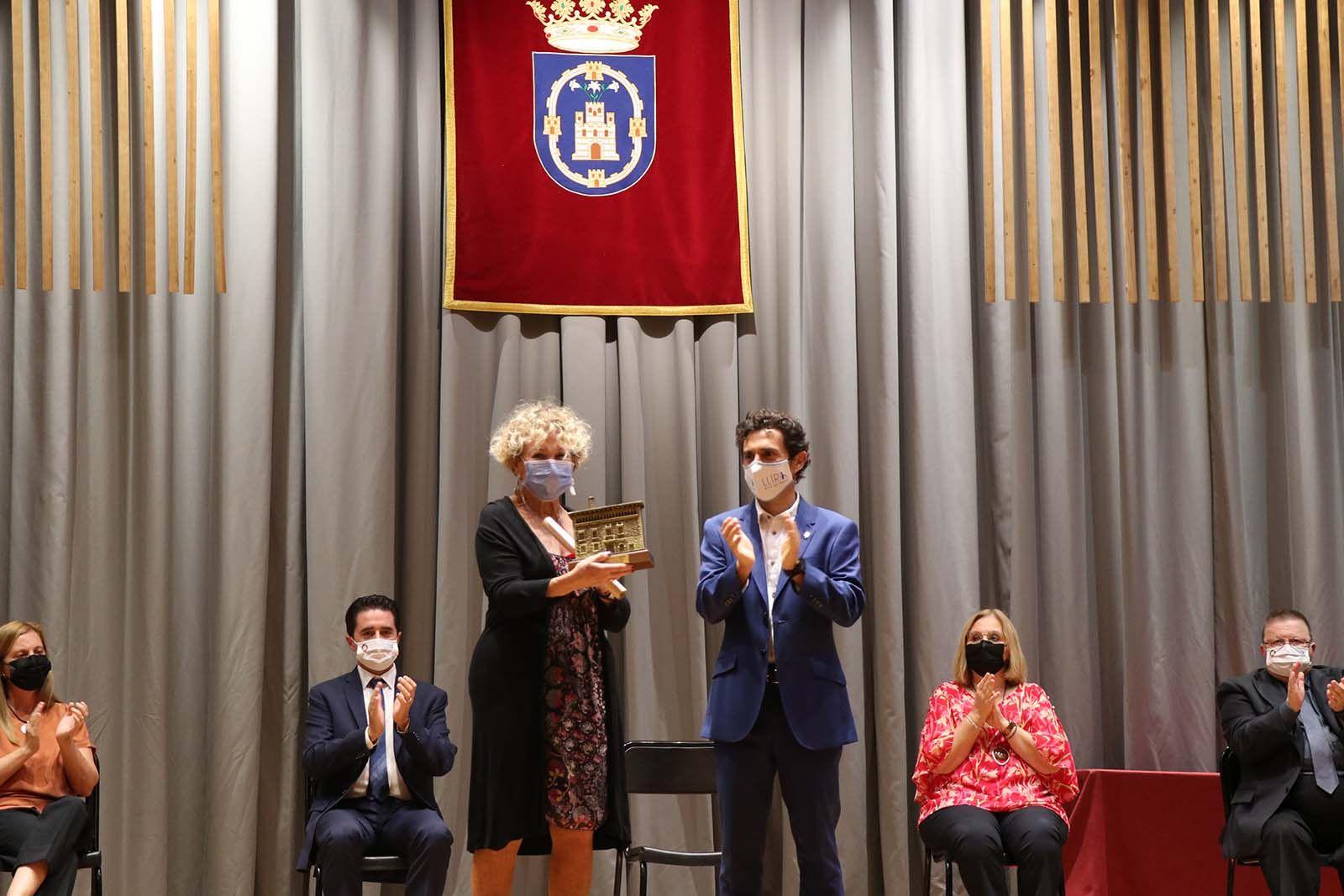 Llíria entrega la Distinciones Honoríficas de 2021