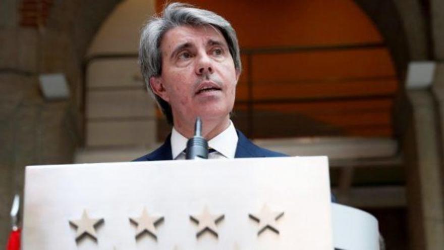 Ángel Garrido anuncia que dejará Cs y la política tras las elecciones de Madrid