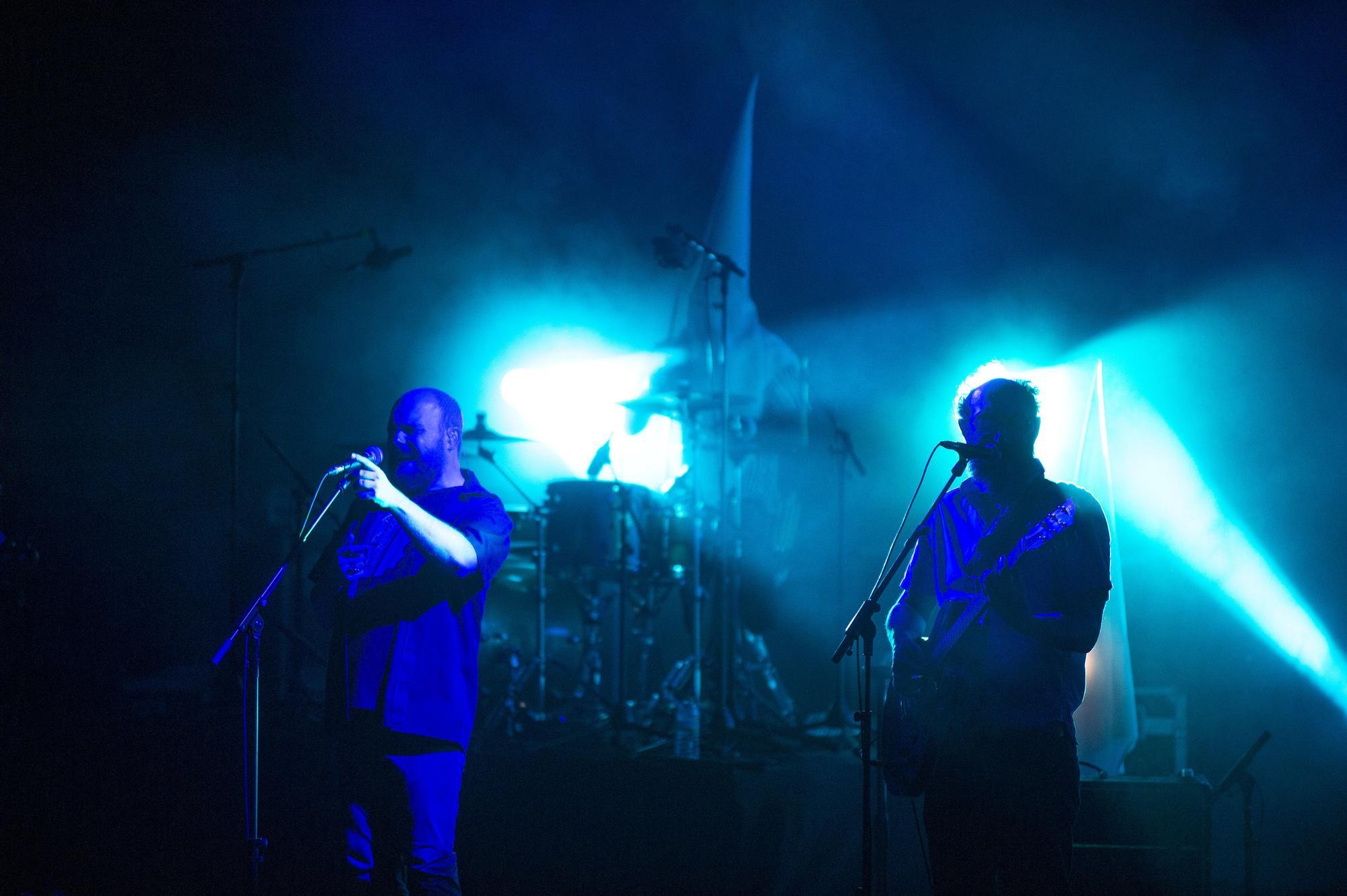Así fue el concierto de Los Planetas y el Niño de Elche ayer en La Mar de Músicas