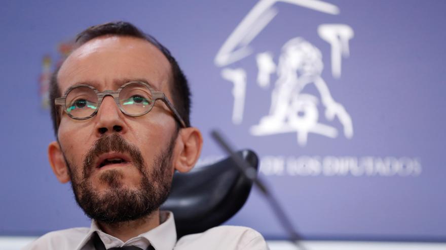 Podemos se planta ante el PSOE y pide indultos y debatir sobre una amnistía para Cataluña