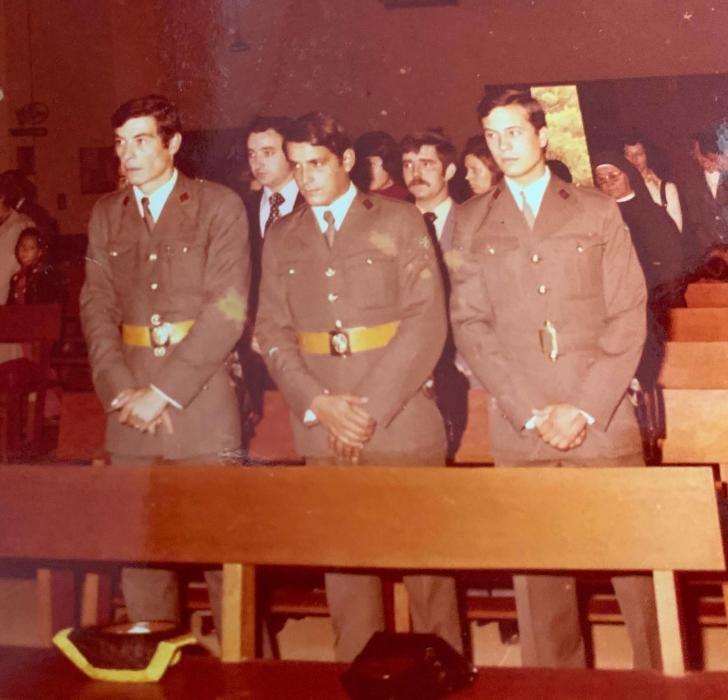 Fallece el guardia civil Armando Santana Miranda a los 68 años