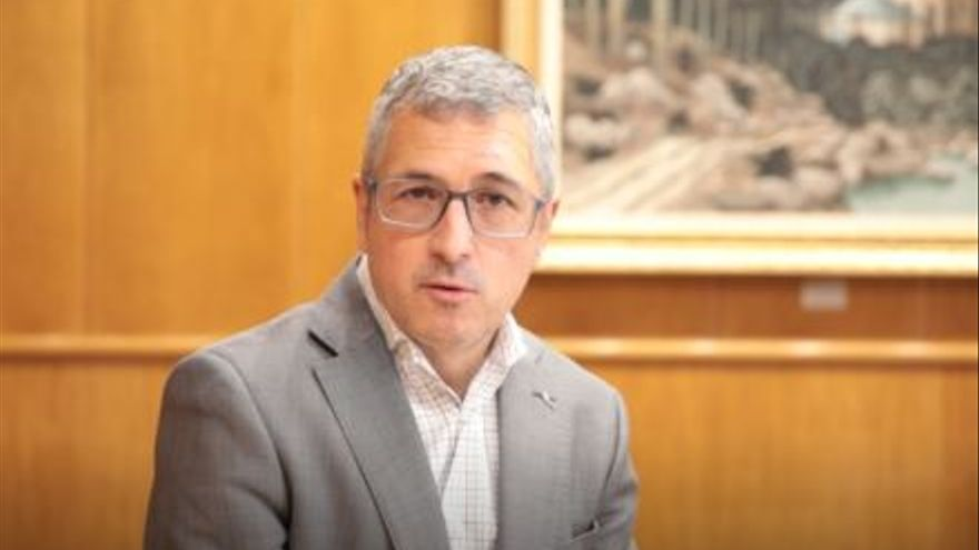 El secretario de Estado, Hugo Morán, defiende el recorte del trasvase por cuestiones técnicas