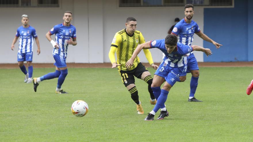 El Oviedo gana al Avilés en el segundo amistoso