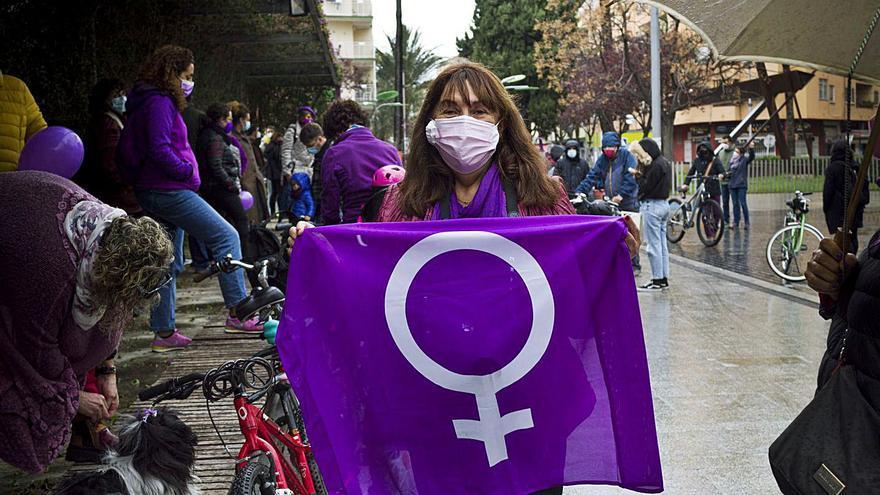 La lucha por la igualdad supera la pandemia y el mal tiempo