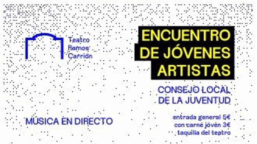 El Encuentro de Jóvenes Artistas da comienzo hoy en el Ramos Carrión