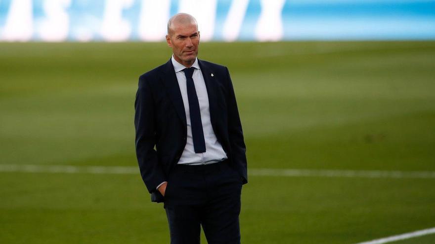 """Zidane: """"Todos nos merecemos las críticas del otro día, yo el primero"""""""