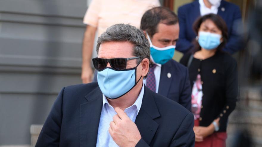 """Fuerteventura califica de """"falta de respeto absoluto"""" la actitud del ministro Escrivá"""