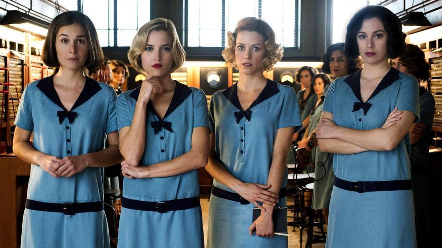 """Las chicas del cable: """"Las mujeres se van a sentir muy poderosas"""""""