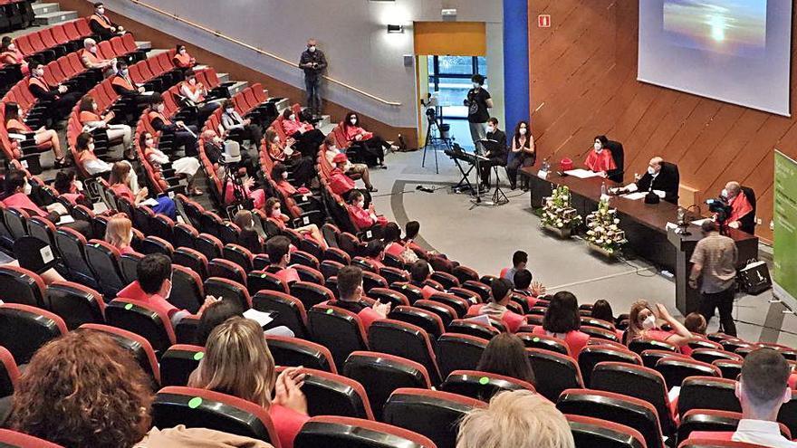 La Facultad de Derecho rinde homenaje a su primer decano