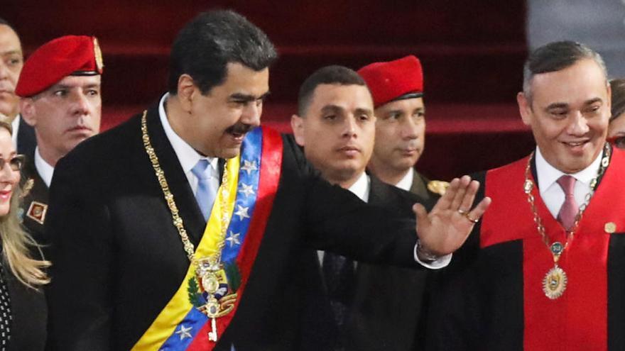 Detienen en Cabo Verde al empresario acusado de ser testaferro de Maduro