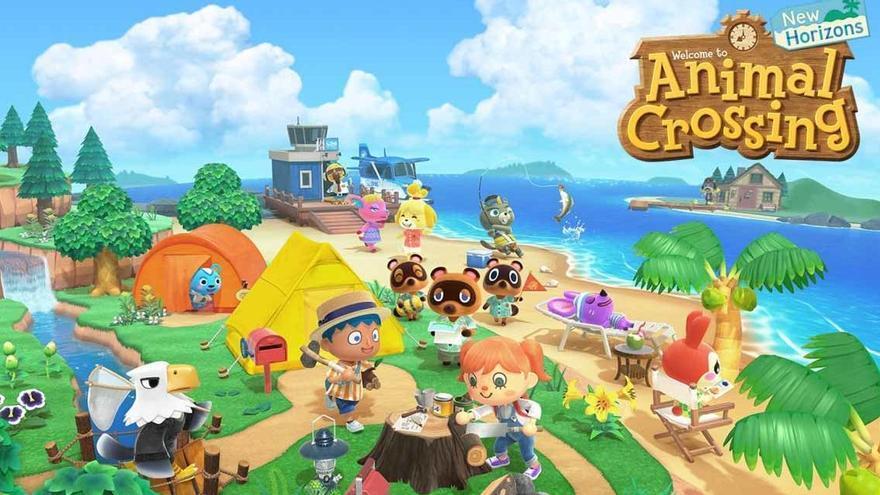 Focs artificials i somnis en l'última actualització d'«Animal Crossing: New Horizons»