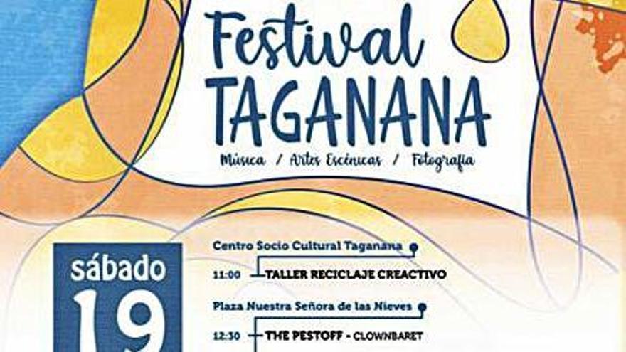 Taganana presume de agenda cultural con la primera edición de su festival