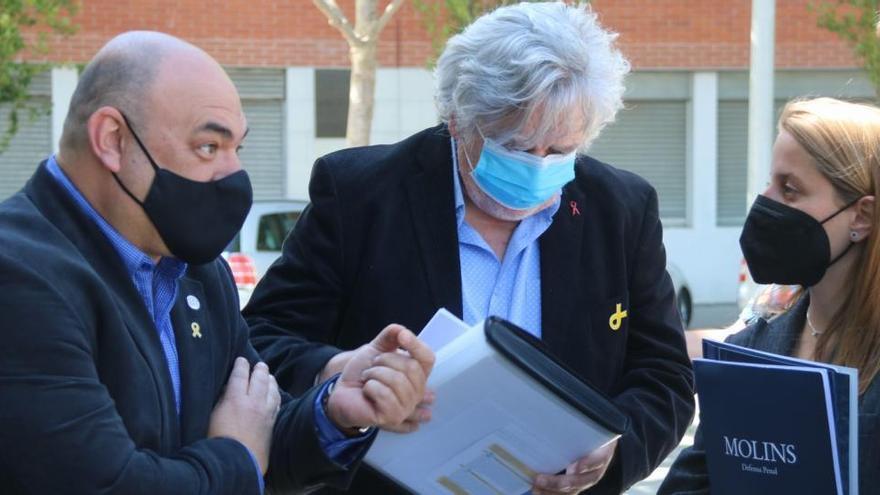 Declara als jutjats el ciutadà flamenc que va denunciar dos agents de la Guàrdia Civil per vexar-lo per parlar en català
