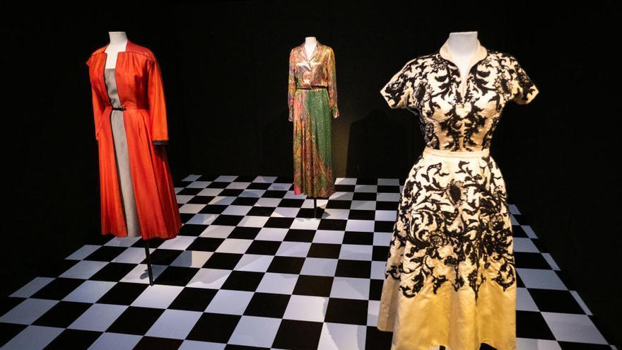 Salvador Dalí i Christian Dior, dos genis units per la moda, al Castell de Gala a Púbol