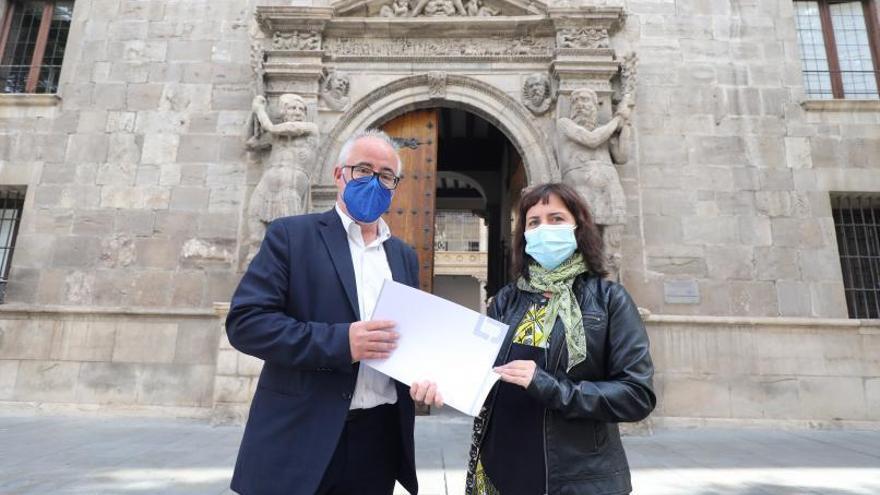 Los interinos inician acciones penales contra altos cargos del Ayuntamiento de Zaragoza
