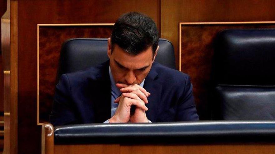 """Sánchez propone a la oposición un estado de alarma """"distinto"""""""