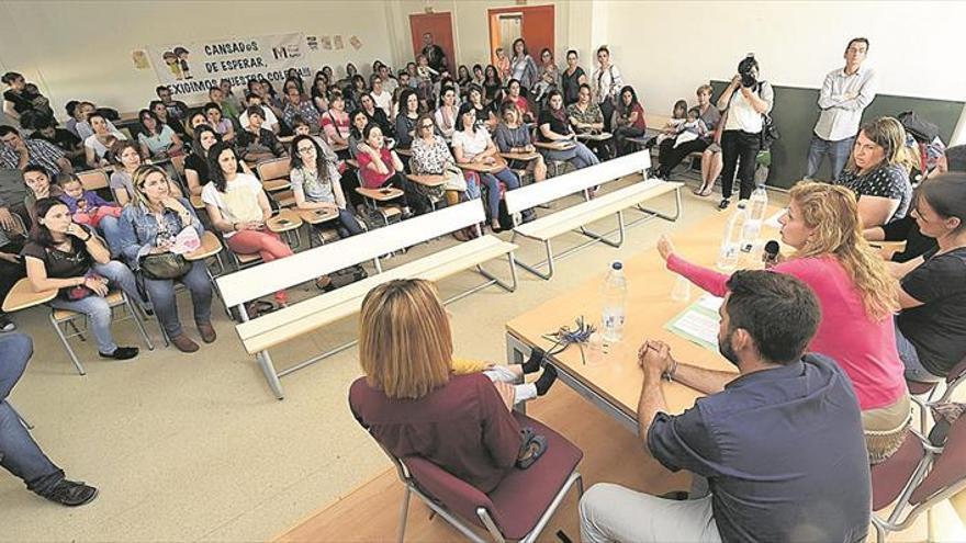 Marco acelera la cesión de Penyeta Roja para reubicar el Vicent Marçà