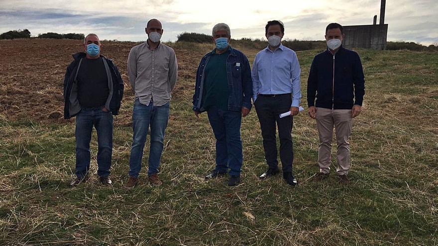 San Blas y Lober construirán depuradoras para solventar el exceso de manganeso