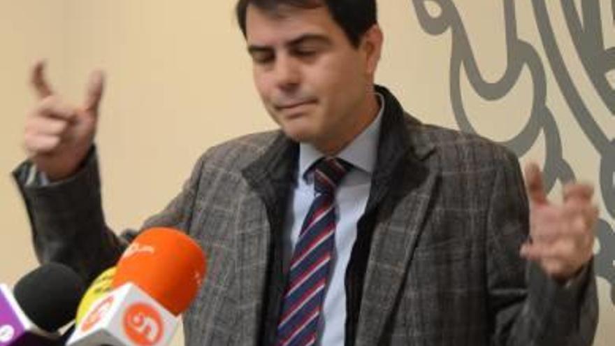 Marc Castells té el sí del partit per ser  el relleu de Mercè Conesa a la Diputació