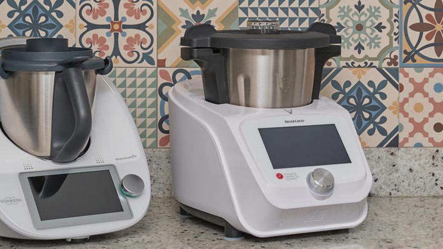 """Thermomix lleva a juicio a Lidl por el """"plagio"""" del robot de cocina"""