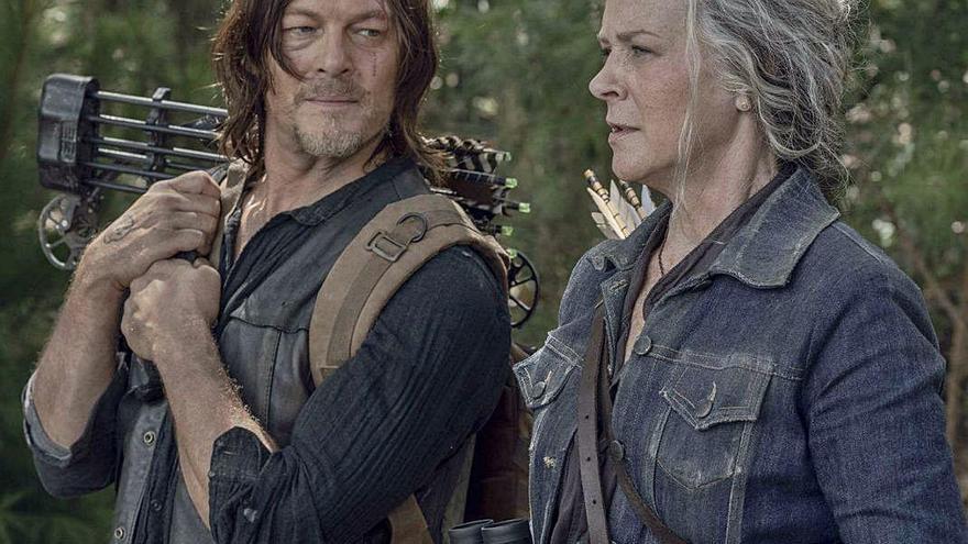 «The Walking Dead» tornarà amb sis episodis a principis de març de 2021