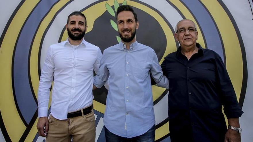 Test de altura para los granas ante el Hércules en el Trofeo Ciudad de Alicante