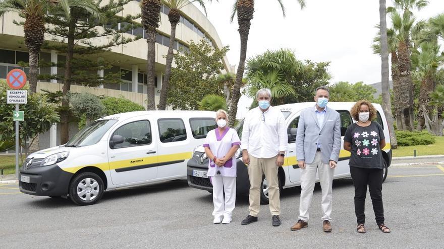 Torremolinos renueva la flota de la empresa municipal Aselimsa con vehículos eléctricos