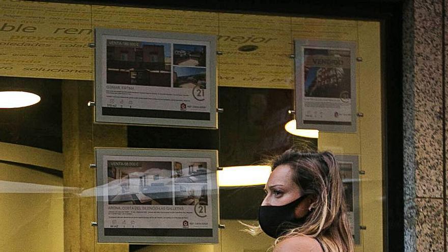 El piso de alquiler en Canarias:  83 metros por 806 euros al mes