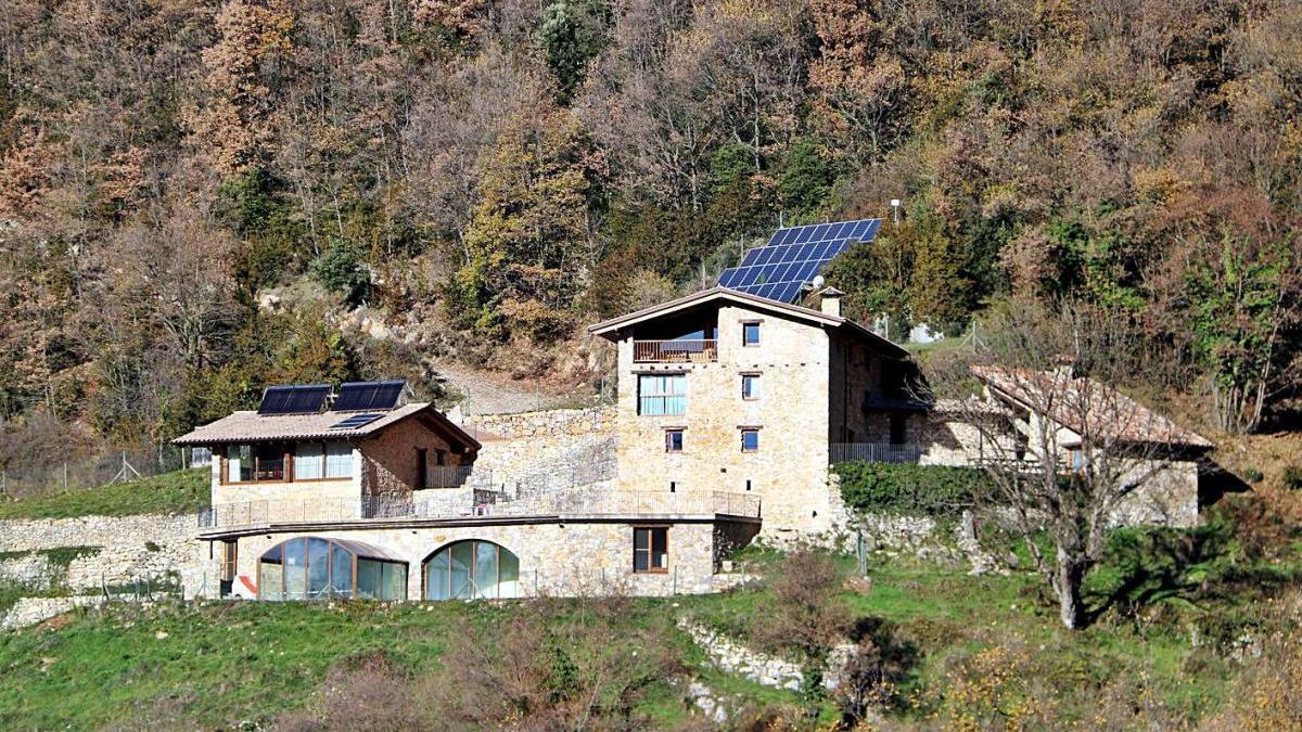 Casa de turisme rural a Cercs, al Berguedà