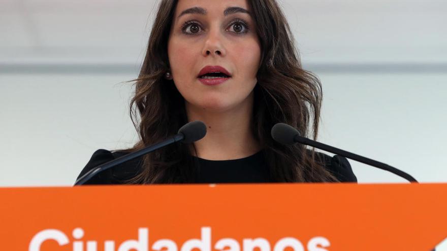 C's dirá 'no' en la investidura de López Miras si no se eliminan los aforamientos