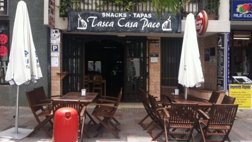 Tasca Casa Paco