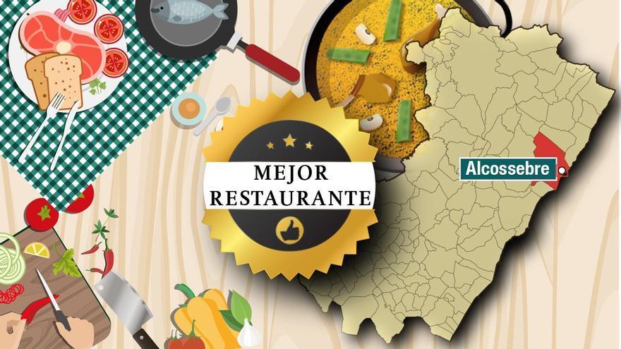 ¿Cuál es el mejor restaurante de Alcossebre? Elige entre ocho candidatos