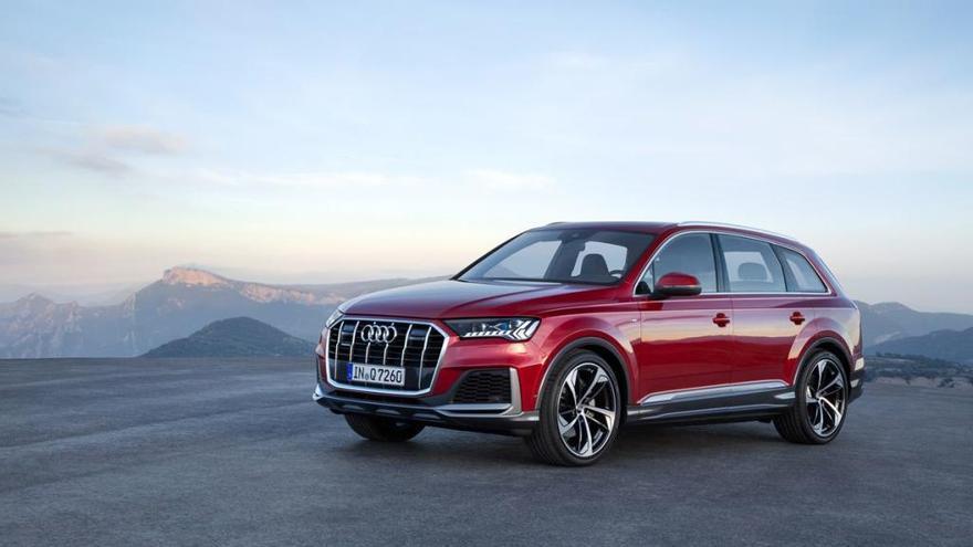 Audi Q7, ara més dinàmic i tecnològic
