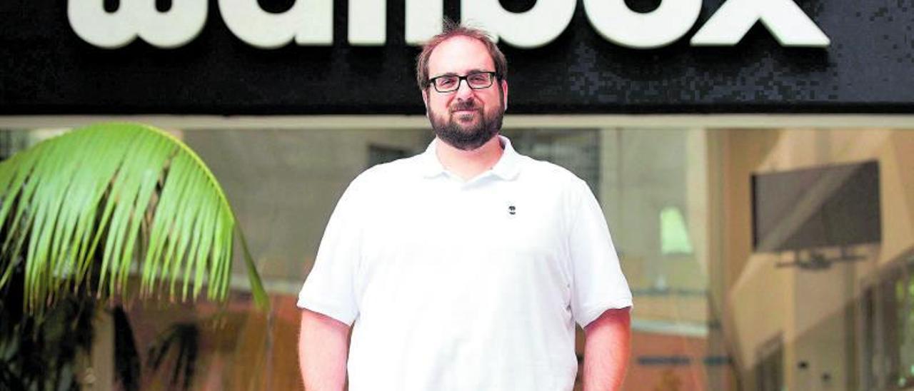 Enric Asunción: «Convertimos  el coche en una parte de la energía doméstica»