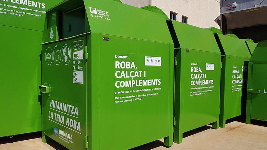 Humana recupera un milió de peces de roba a Girona en la primera meitat d'any, un 32% més que el 2020
