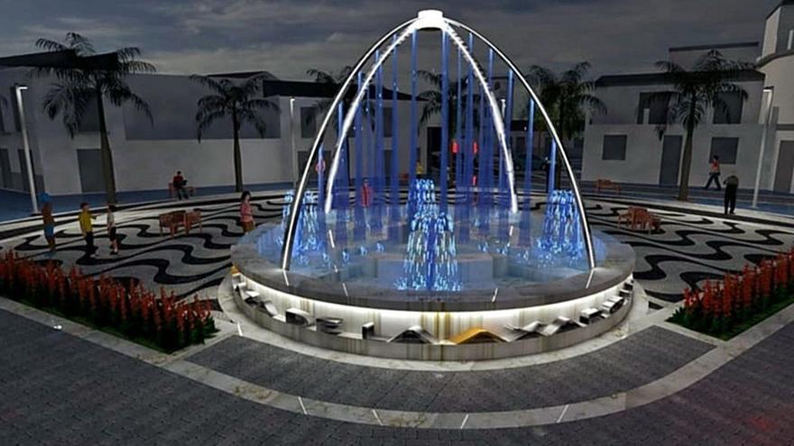 La reforma de la plaza de la Axarquía divide a Torre del Mar