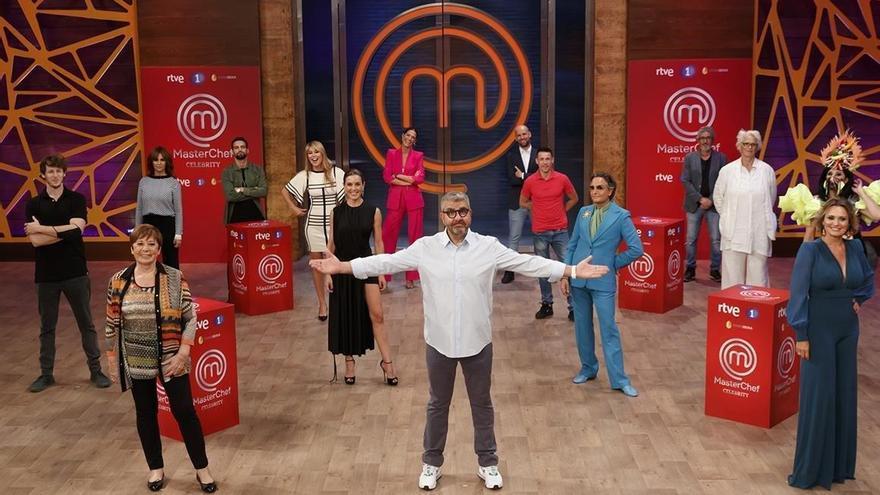 'Masterchef Celebrity' inicia su edición más explosiva