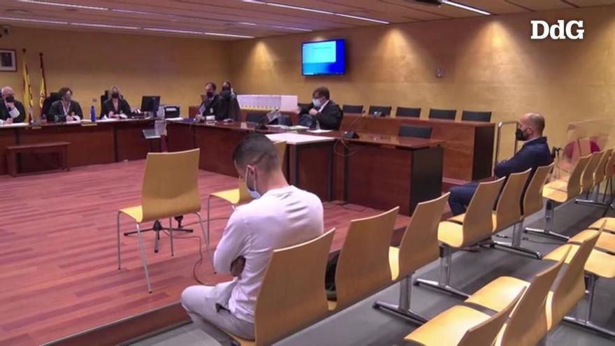 A judici, vuit anys després, dos dels acusats de l'assalt on va morir Jordi Comas