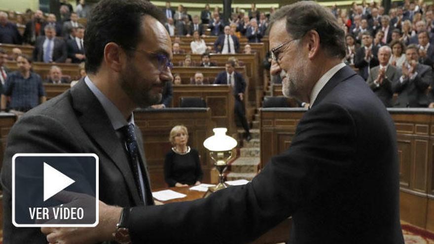 """El PSOE no dará """"ni un día de cortesía"""" a Rajoy"""