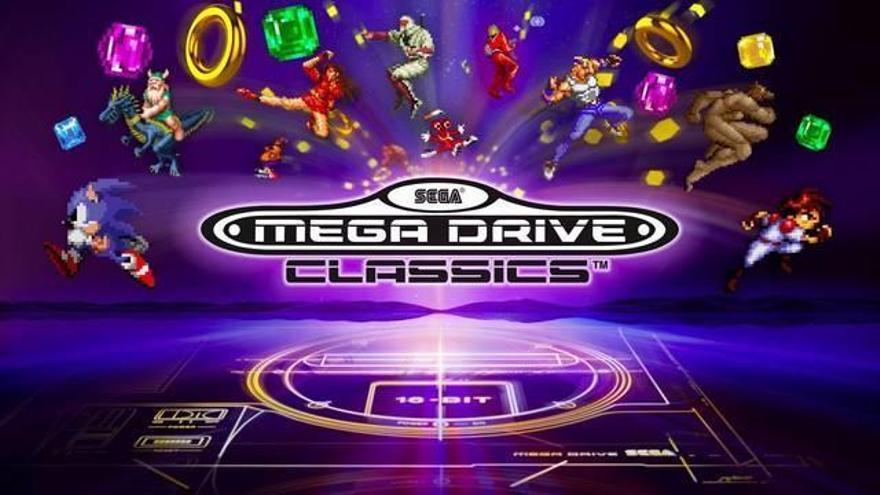 Més de 50 jocs clàssics de Sega, junts en un recopilatori per a PS4, Xbox One i PC
