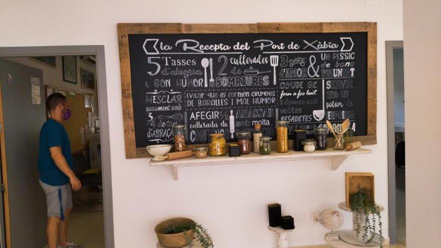 Un colegio de Xàbia involucra a chefs con estrella Michelin en su proyecto de arte y cocina