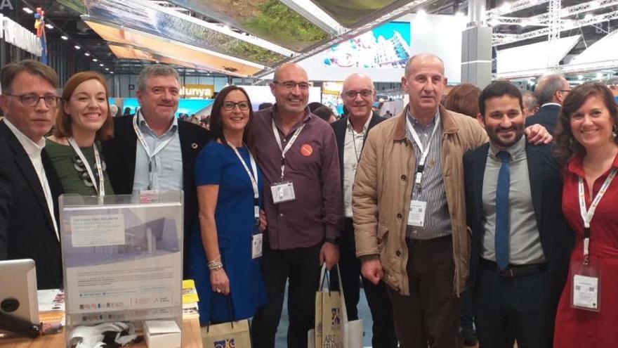 L'Horta muestra su potencial turístico en Fitur