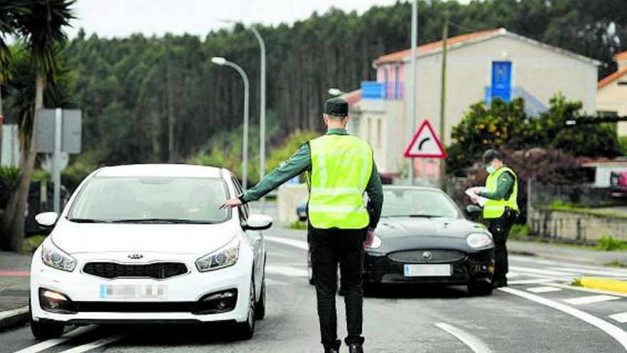La Xunta se plantea el cierre perimetral de Galicia para el puente de la Constitución
