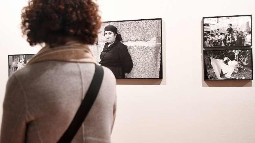 Exposición de las fotografías de Anna Turbau de la Galicia de los años 70